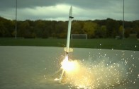 Roketin Ağır Çekim Hali