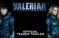 Valerian and the City of a Thousand Planets'ten Fragman Geldi