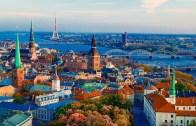Riga'da Harika Bir Gezi Turu