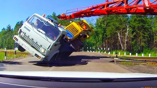 aceleci kamyoncunun tren kazası