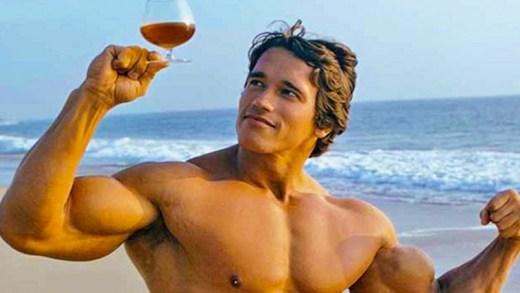 Arnold Schwarzenegger nostalji
