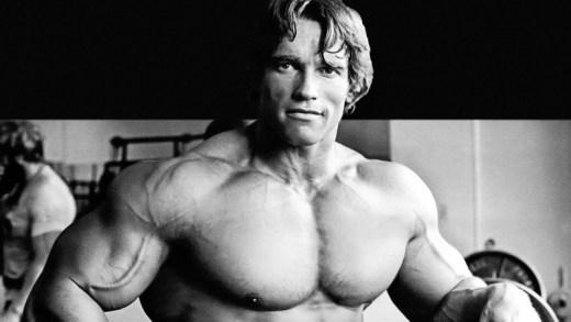 Arnold Schwarzenegger Venice plajına dönüş