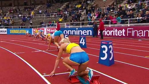 Finlandiya İsveç 2017 atletizm Şampiyonası