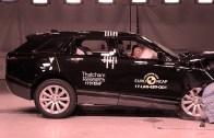 Range Rover Velar Çarpışma Testi!