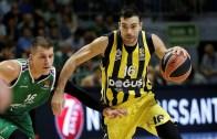Unicaja Malaga: 68 – 67: Fenerbahçe Doğuş İstanbul