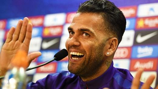 Dani Alves en komik şakaları