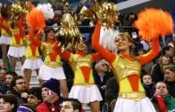 Rus Ponpon Kızlarından Muhteşem Dans Gösterisi!