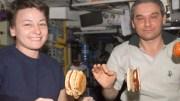Uzayda Yemek Yemek