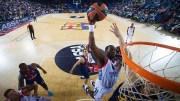 EuroLeague 6. Maçlarda Gecenin Smacı Anadolu Efes'ten Bryant Dunston'dan