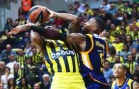 EuroLeague 9. Maçında Fenerbahçe Doğuş Evinde Khimki Moskova'yı 71 – 67 Yendi
