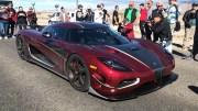 Yeni Dünya Rekoru Koenigsegg Agera RS ile Geldi