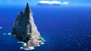 Piramite Benzeyen Lord Howe Adaları Üzerine Dalış