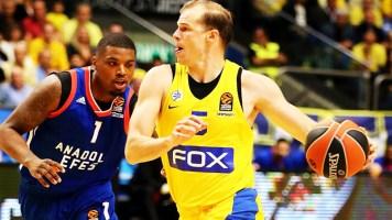 Anadolu Efes, Maccabi FOX Tel Aviv Deplasmanında 2. Galibiyetine Ulaştı