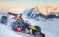 F1 Arabasının Kar Performansı!