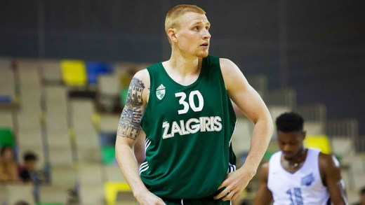 Aaron White EuroLeague gecenin smacı