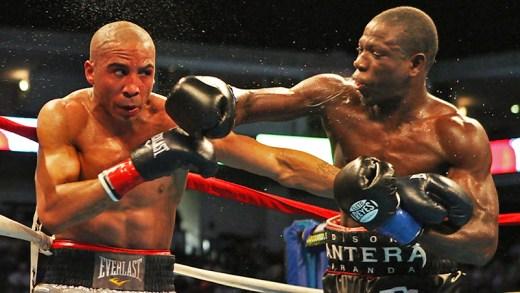Edison Miranda ve Kariz Kariuki boks maçı özet