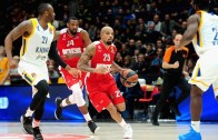Gecenin Asisti: Jordan Theodore, AX Armani Exchange Olimpia Milan