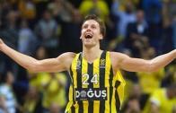 Fenerbahçe Doğuş İstanbul'dan Jan Vesely'in Smacı