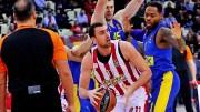 Olympiacos Piraeus 18. Maçında Maccabi'yi Rahat Geçti