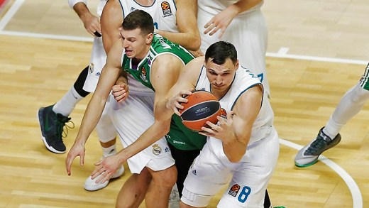 Unicaja Malaga - Real Madrid EuroLeague maç özeti