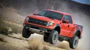 Ford SVT Raptor Prerunner Testi