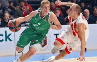 EuroLeague 2018 Şubat En İyi 10 Hareket