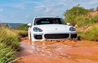 2018 Porsche Cayenne Endurance Afrika Testleri