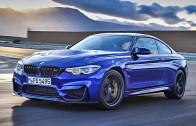 BMW M4 CS'nin Sıra Dışı Yol Tutuşu