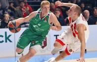 Kıran Kırana Geçen Mücadeleyi Crvena Zvezda Kazandı
