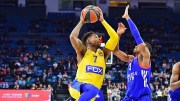 EuroLeague 25. Randevular Deandre Kane, Gecenin Asisti