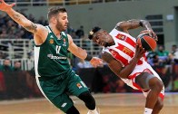 EuroLeague 27. Randevular En İyi 10 Hareket