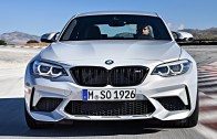 BMW Ailesinin Yeni Üyesi BMW M2 Competition