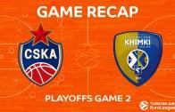 CSKA Moskova Yine Kazandı