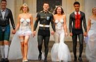 Düğünlerde Organizasyona Dahil Olmayan Komik Anlar