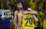 Euroleague Playoff Öncesi Fenerbahçe Doğuş