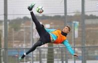 Ronaldo Antrenman Programı