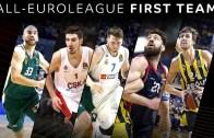 2017-18 Euroleague En iyi Beşi Belli Oldu