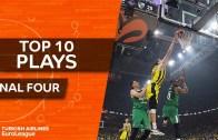 2018 Final Four En iyi 10 Hareket
