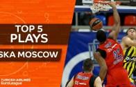 CSKA Moskova Sezonun En iyileri