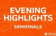 Euroleageu Final Four Yarı Final Maçları