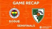Fenerbahçe Doğuş Finalde…Fenerbahçe – Zalgiris Maç Özeti