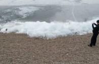 İnanılmaz Buz Dalgaları