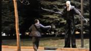 Korkunç Slender Man Türkiye Sokaklarında