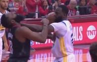 NBA Oyuncuları Çıldırdı