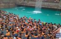 Tatile Gideceklere Önerimiz Dev Dalga Havuzu