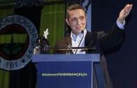 Fenerbahçe'de Tarihi Gün! Yeni Başkan Ali Koç