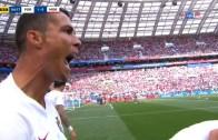 Cristiano Ronaldo Yeni Rekoruyla Diğer Efsaneleri Geçti