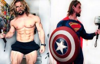 Dikkat! Thor Yeryüzüne İndi