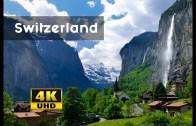 Karşınızda Harika İsviçre Görüntüleri