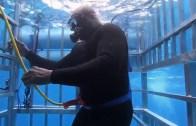 Shaquille O'Neal, Köpek Balığı İle Burun Buruna